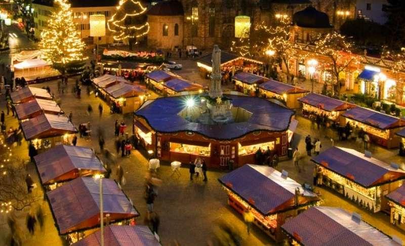 Trentino alto adige il natale tra neve e mercatini for Mercatini alto adige