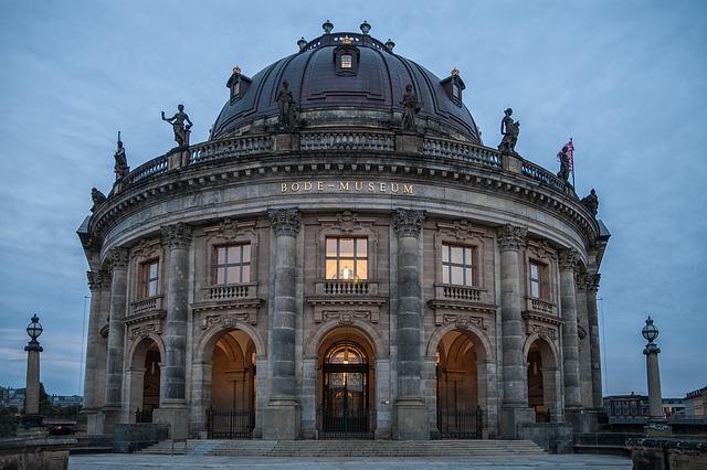 Bode Museum Isola dei musei Berlino