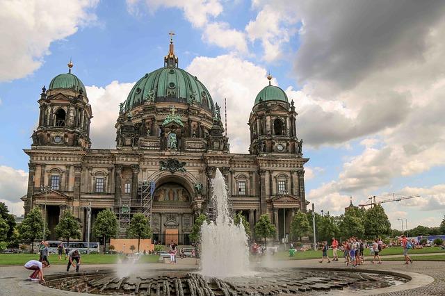 Duomo di Berlino Germania