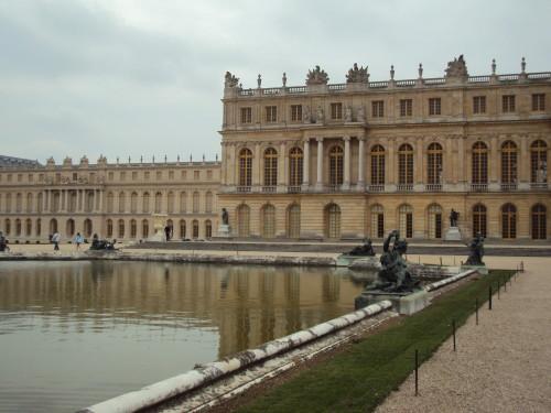 Versailles e il suo Castello