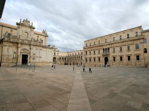 Palazzo Ex Seminario di Lecce