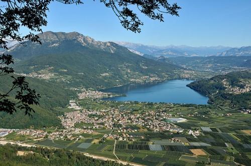 Lago di Caldonazzo Trentino Alto Adige