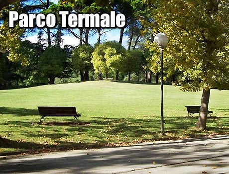 Parco Termale Montecatini