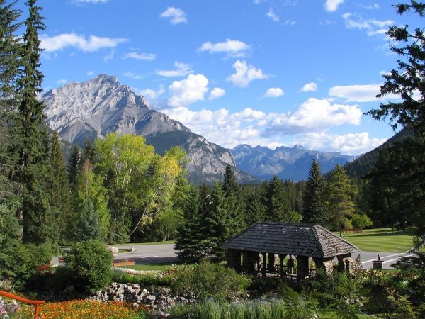Parco Nazionale Canada banff