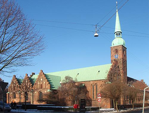 Chiesa Vor Frue Kirke