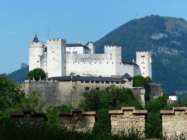 Fortezza di Hohensalzburg Salisburgo