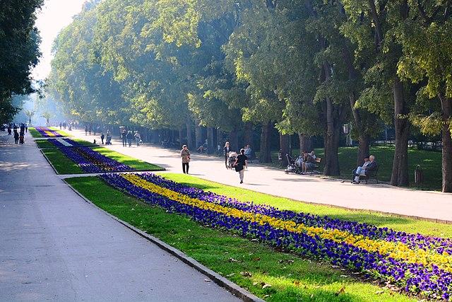 Varna sea garden