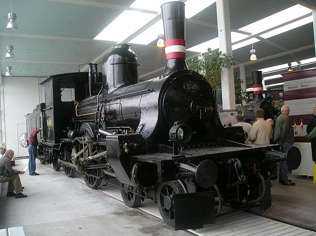 Museo treni odense