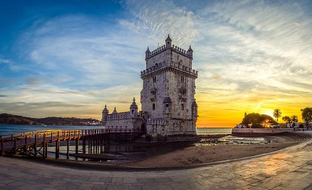 Torre Belém Lisbona