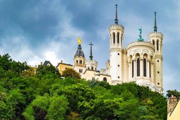 basilica Lione