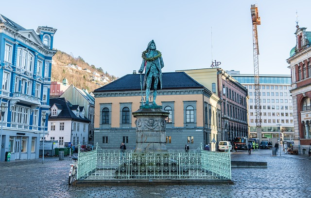 bergen piazza