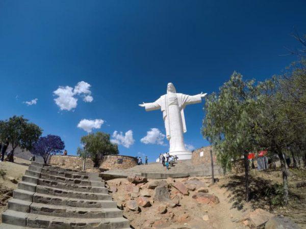 Il Cristo di cochabamba