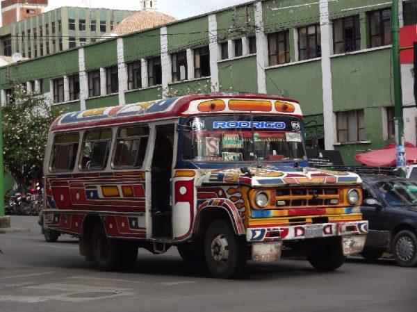 il micro Bolivia