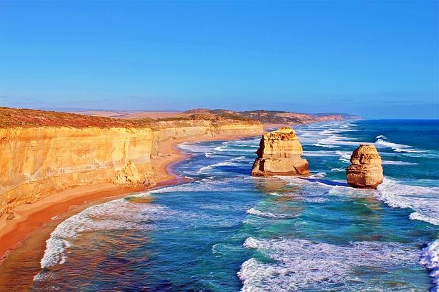 Australia Mare Ottobre