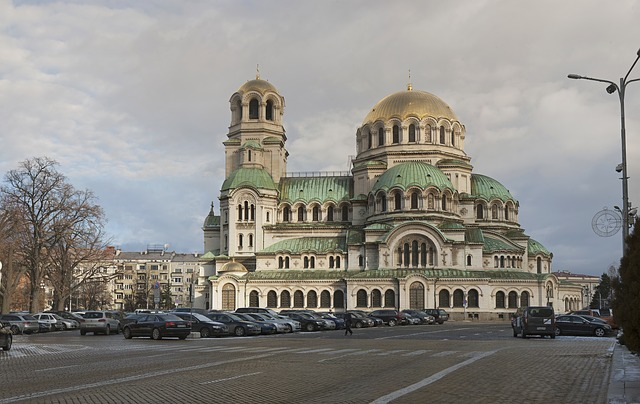 Cattedrale Aleksandr Nevskij a Sofia