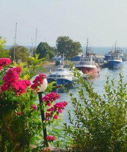 Nessebar bulgaria porto