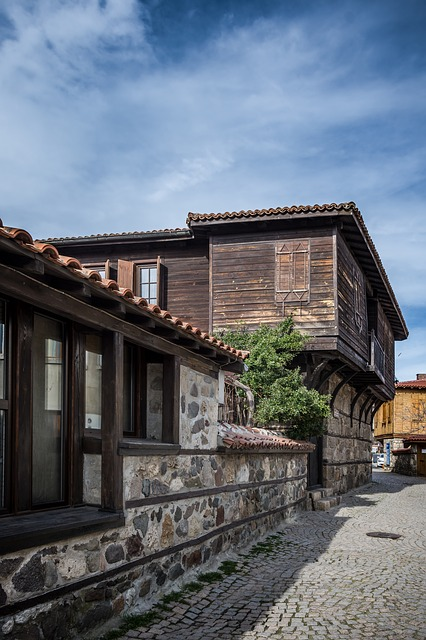 Sozopol Bulgaria Architettura