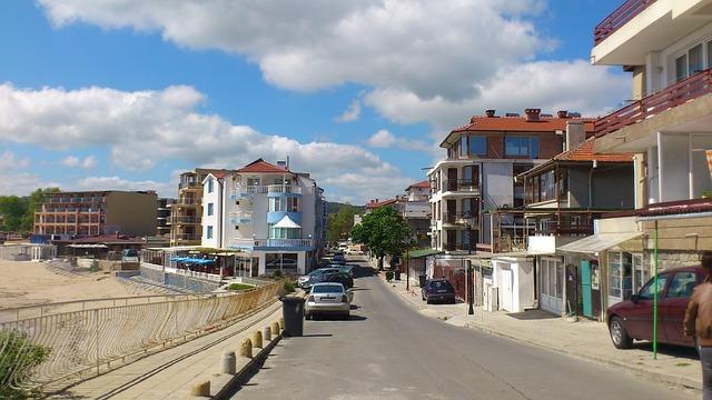 Sozopol Bulgaria Spiagge