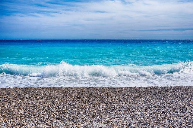 nizza mare spiaggia