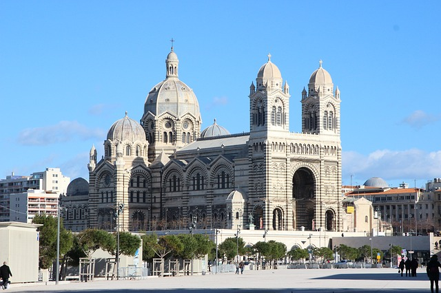 Cattedrale de la Major Marsiglia