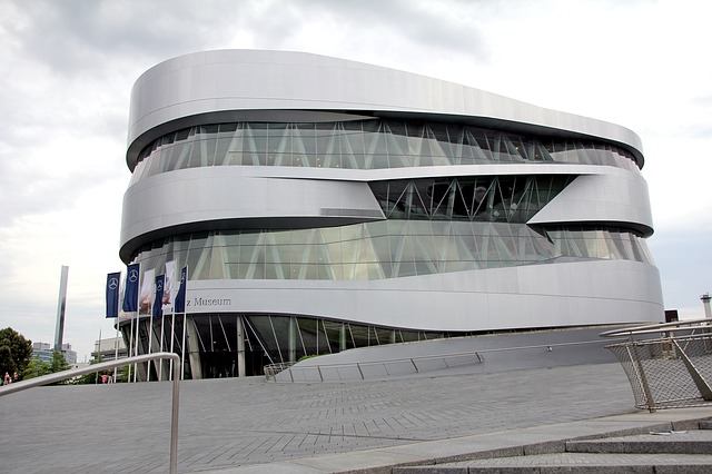 Mercedes-Benz Museum Stoccarda