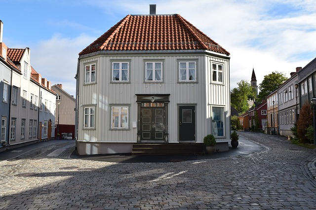 casa trondheim norvegia