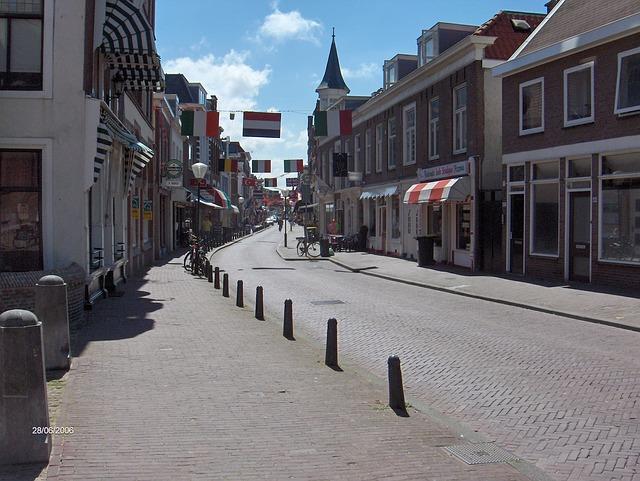 Scheveningen Aia Olanda