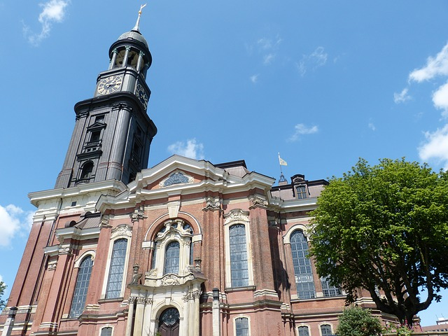 Amburgo Chiesa di San Michaelis