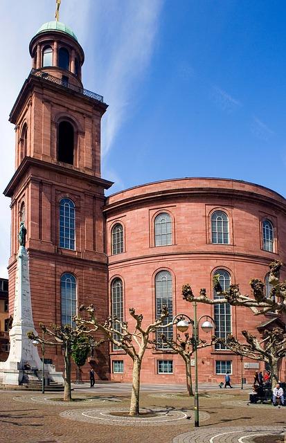 Chiesa San Paolo Francoforte-germania