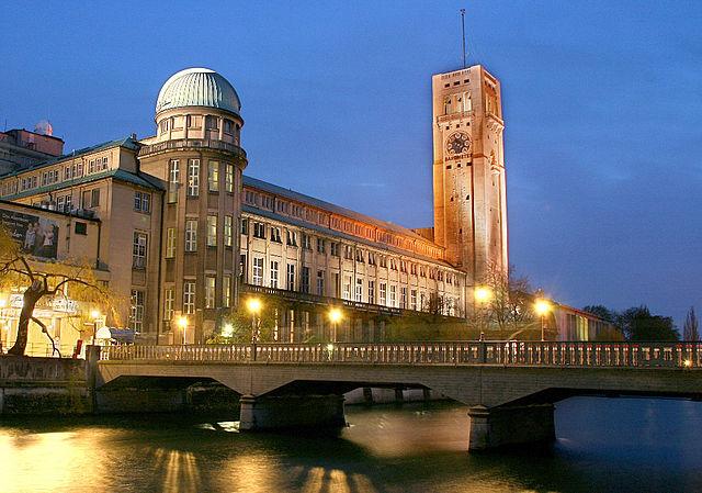 Deutsches Museum Monaco di Baviera