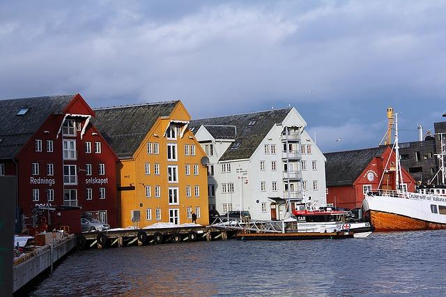 case tipiche tromso norvegia