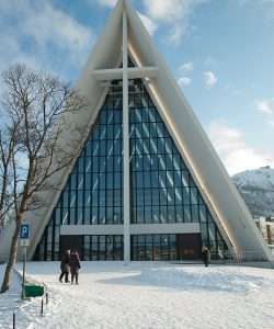 cattedrale tromso norvegia