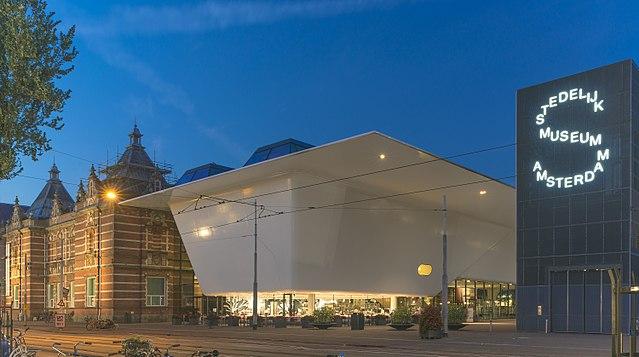 Stedelijk museo Amsterdam
