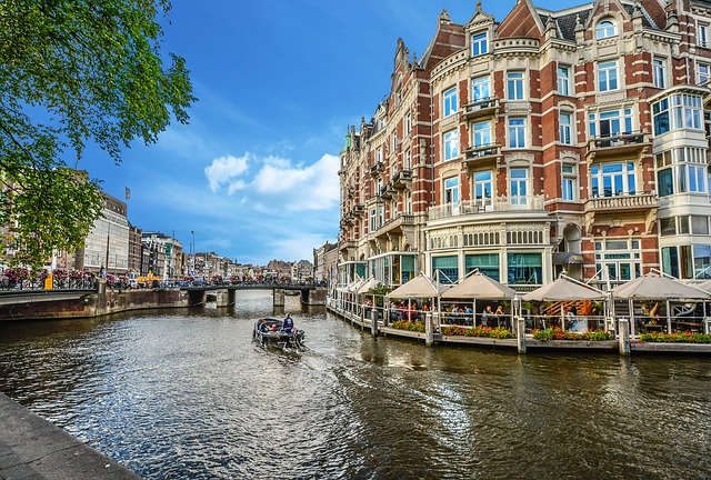 Canali ad Amsterdam