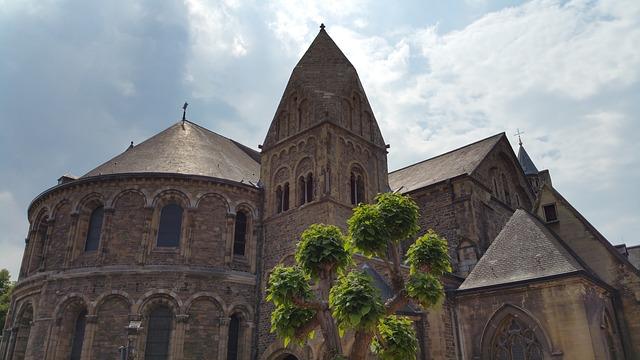 Maastricht Basilica di San Servatius