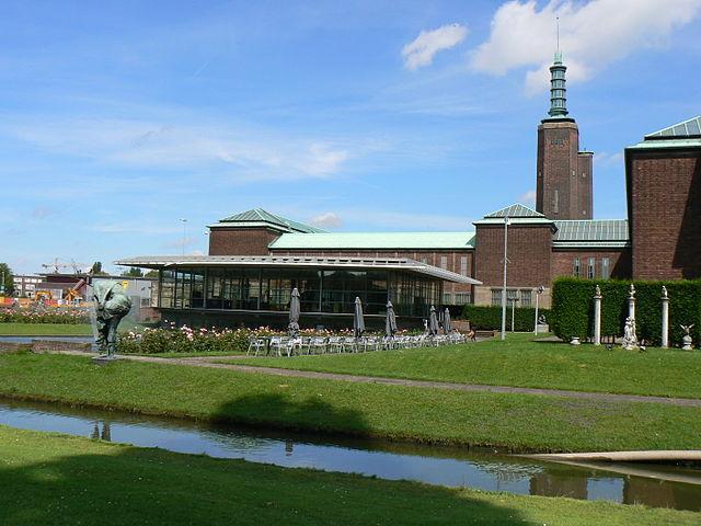 Rotterdam boijmans van beuningen Olanda