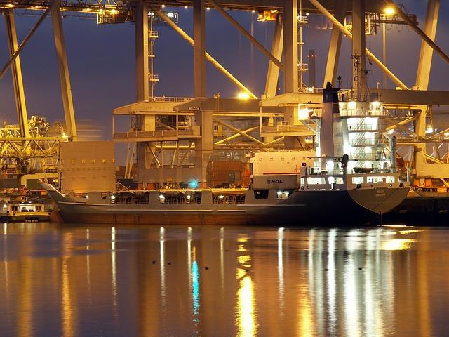 Rotterdam porto Olanda
