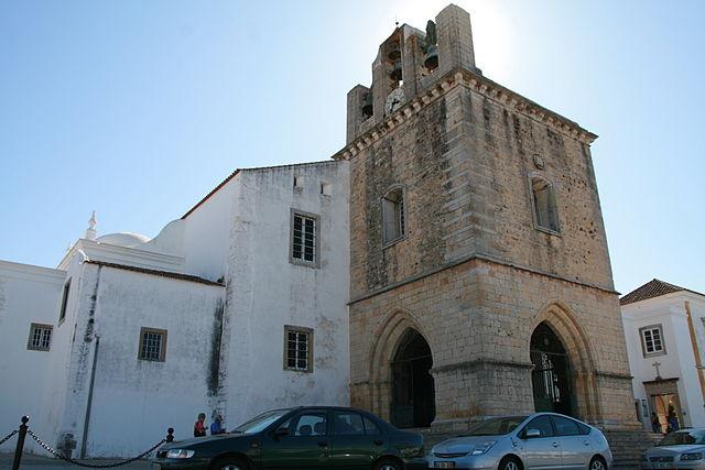 Cattedrale di Faro Portogallo