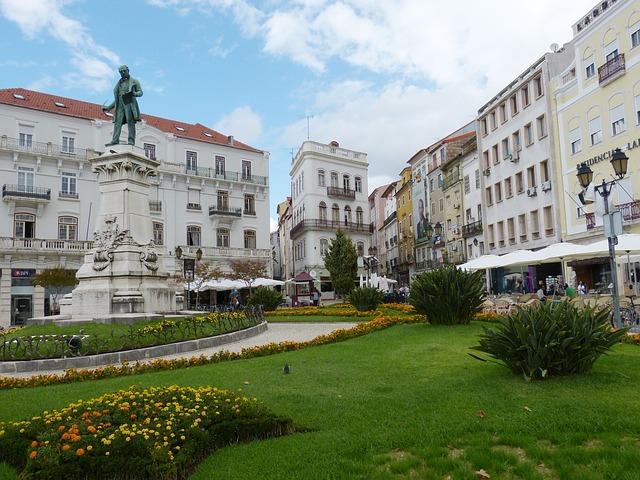 Coimbra Portogallo Quando Andare