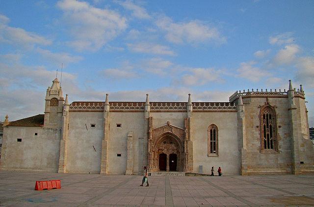 Convento de Jesus Setúbal Portogallo