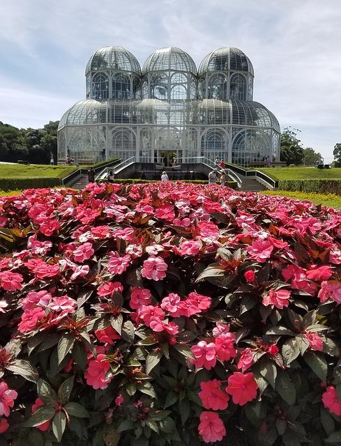 Jardim Botánico Coimbra Portogallo
