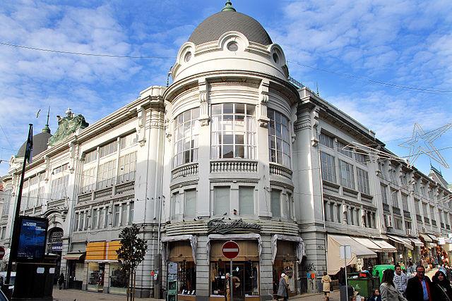 Mercado do Bolhao Porto Portogallo