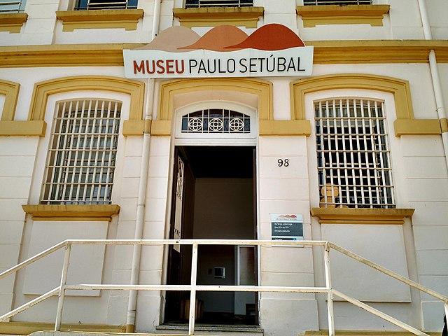 Museu de Setúbal Portogallo