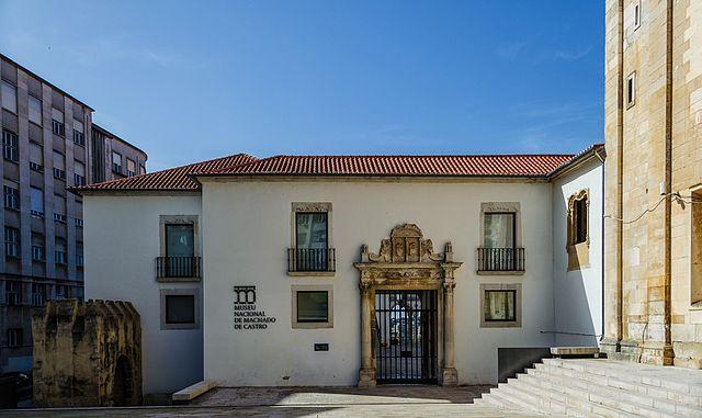 Museu Nacional Machado de castro Coimbra Portogallo