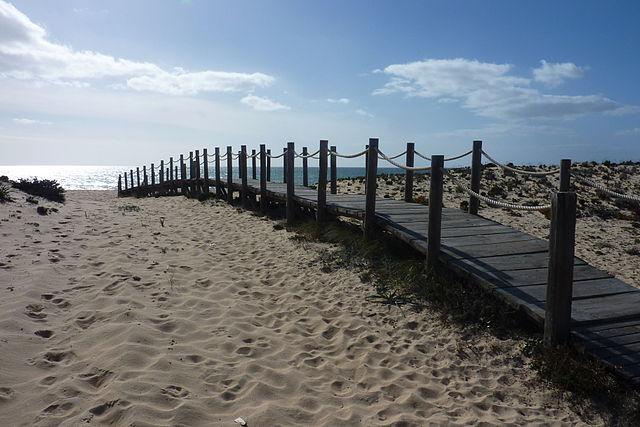 Praia de Faro Portogallo