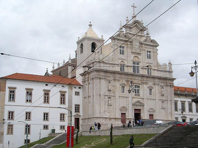 Sé Nova Coimbra Portogallo