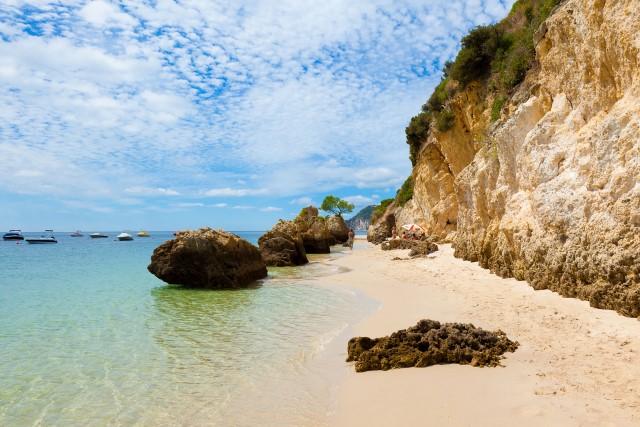 Spiagge di Setubal Portogallo