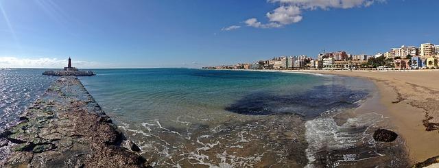 Alicante Spiaggia Spagna