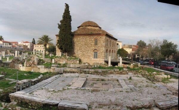 Athènes, Monastiraki