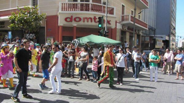 Beirut Hamra Street